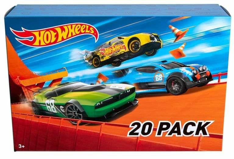 Hot Wheels 20 Pack is £20.19 Amazon Prime Exclusive @ Amazon