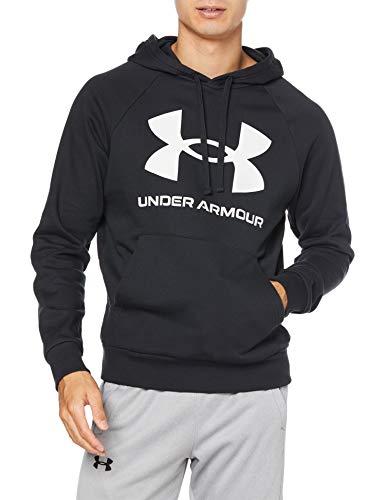 Under Armour Men's Rival Fleece Big Logo Hoodies from £26.99 @ Amazon