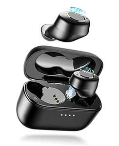 Shinepick Active Noise Cancelling Earbuds Qualcomm Bluetooth 5.2 APTX £13.99 (+£4.49 non-prime) - Sold by H-KEYIDE and Fulfilled by Amazon