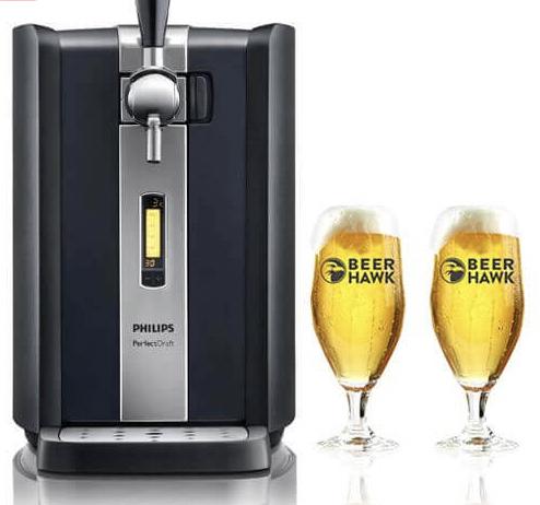 Philips Perfect Draft Machine & Glassware Bundle - £249 @ Beer Hawk