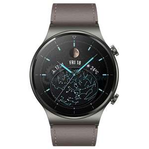 HUAWEI WATCH GT 2 Pro Smartwatch,1.39'' AMOLED HD Touchscreen - Available in Gray / black £149.99 Amazon Prime Exclusive @ Amazon