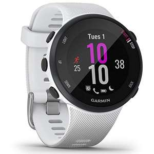 Garmin Forerunner 45S GPS Running Watch Garmin Coach Training Plan Support White Small Various colours £103 Amazon Prime Exclusive @ Amazon