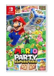 Pre-order Mario Party Superstars (Nintendo Switch) - £42.85 delivered @ Simply Games