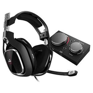ASTRO Gaming A40 TR, Wired PC Headset + MixAmp (Xbox/PC) Used - Like New £107.81 @ Amazon Warehouse DE