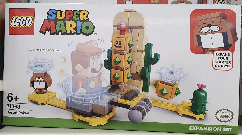 Super Mario Lego - 71363 Desert Pokey - £8.75 Instore @ Sainsburys (Hazel Grove)