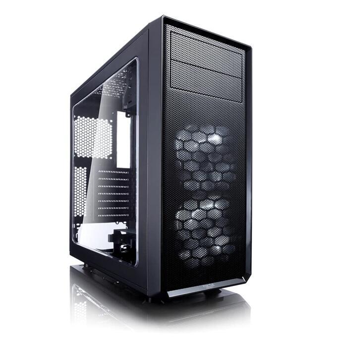 Fractal Design Focus G - Mid Tower Computer Case - Black - £28.65 Delivered @ Amazon