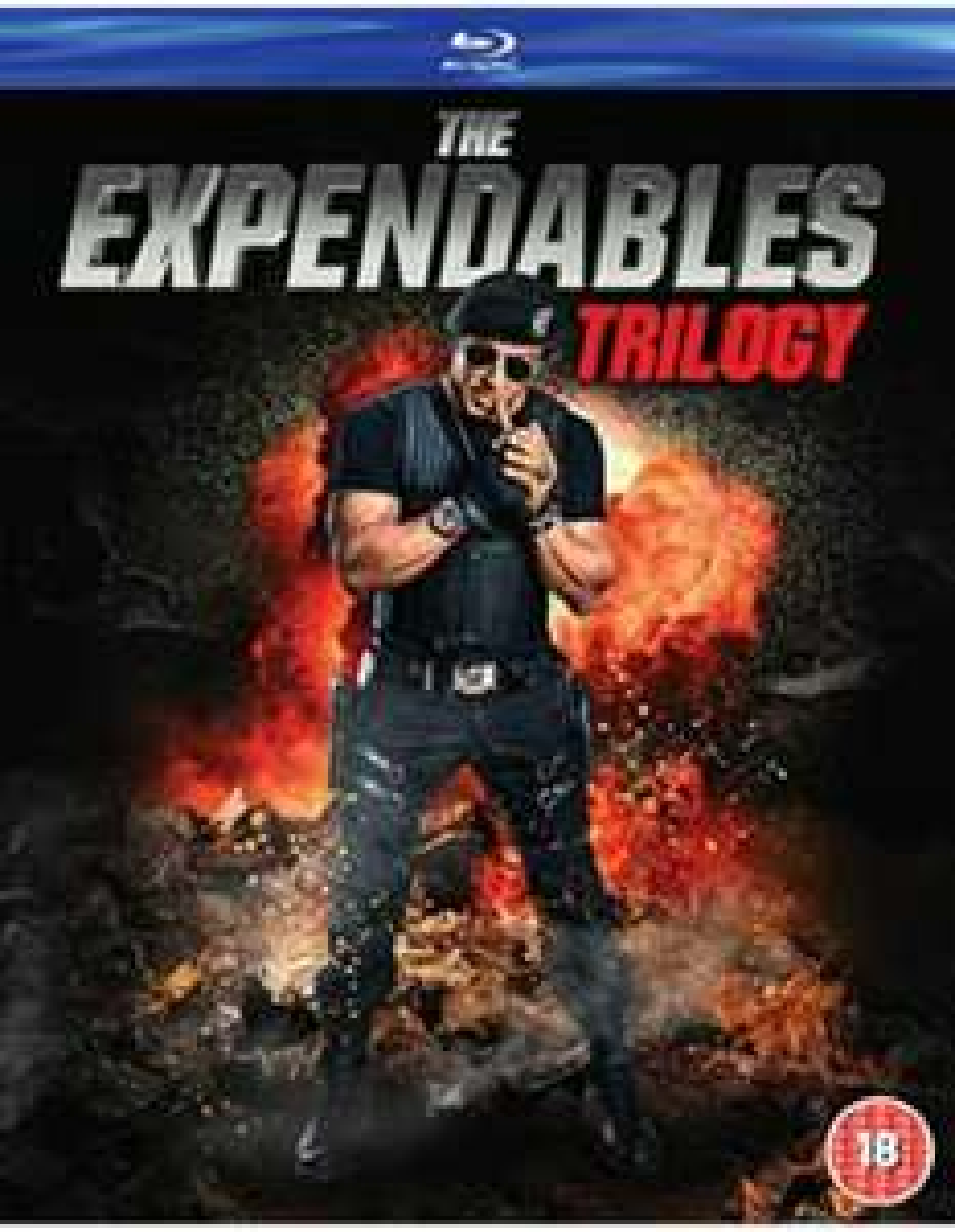 The Expendables Trilogy Blu-ray Box Set (Amazon Prime Exclusive) - £5.95 @ Amazon