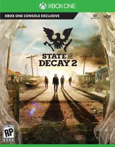 State of Decay 2 £2.29 / Crackdown 3 £2.99 / PlayerUnknown's Battlegrounds £2.99 [Xbox One / Series X] - Click & Collect @ Argos