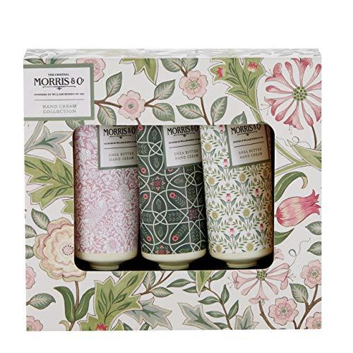 Morris & Co. Hand Cream Collection Gift Box Travel Size, 3 x 30ml £6 (Amaozn Prime Exclusive) @ Amazon