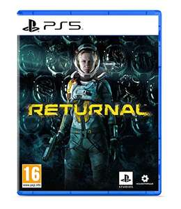 Returnal [PS5] - Like New, Damaged Packaging £44.24 delivered - Prime Exclusive @ Amazon Warehouse