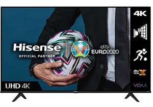 HISENSE 50A6GTUK (50 Inch) 4K UHD Smart TV, with Dolby Vision HDR £429 Amazon prime exclusive