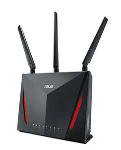 ASUS RT-AC86U Wi-Fi AC2900 Router Amazon prime exclusive £119.99 + £35 Asus cashback @ Amazon Prime Exclusive