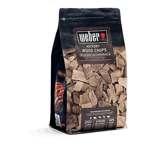 Webber Hickory Wood Chips £5.03 (UK mainland) Sold by Amazon EU @ Amazon