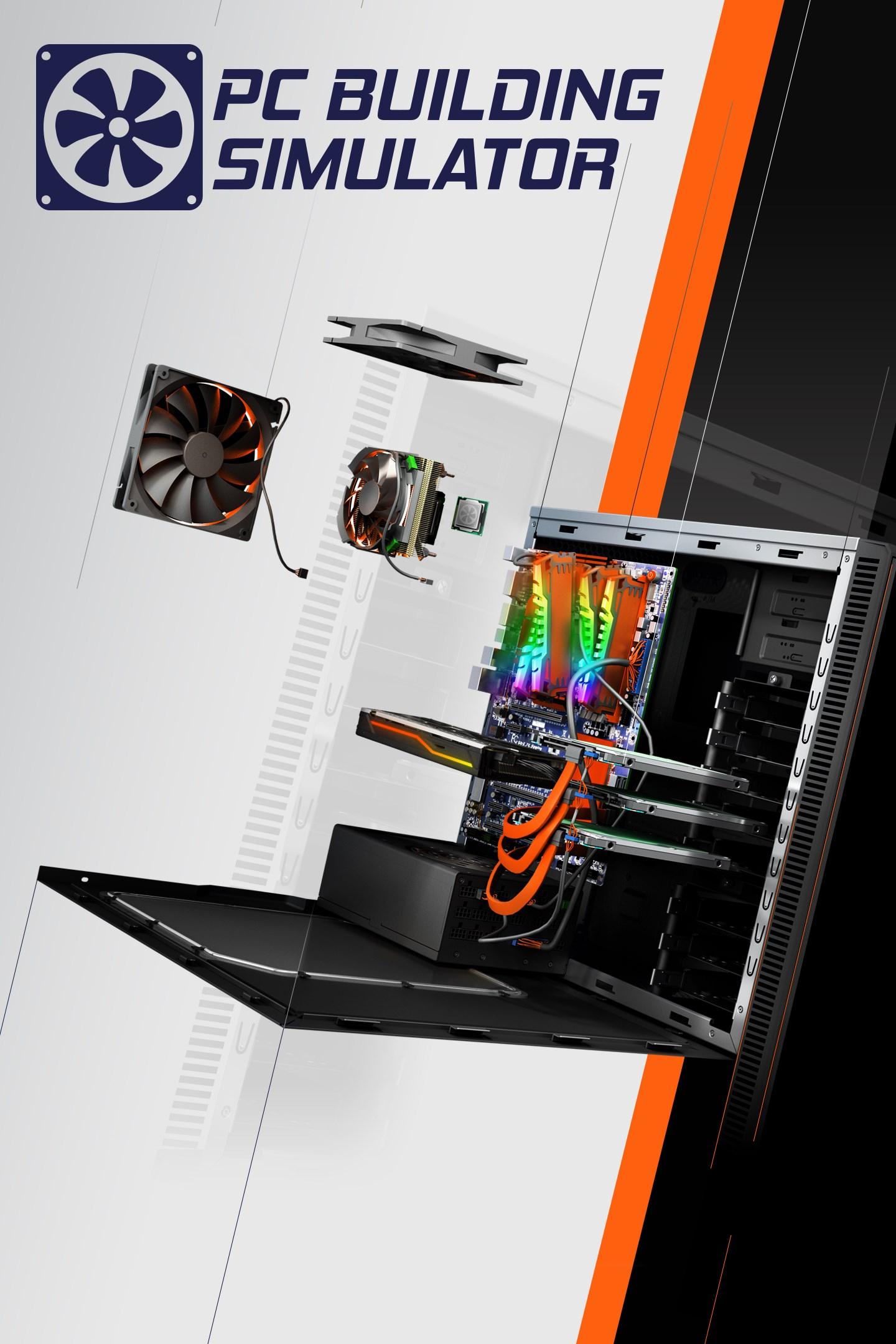 PC Building Simulator (XBox One/ XBox Play Anywhere) - £5.99 @ Microsoft Store