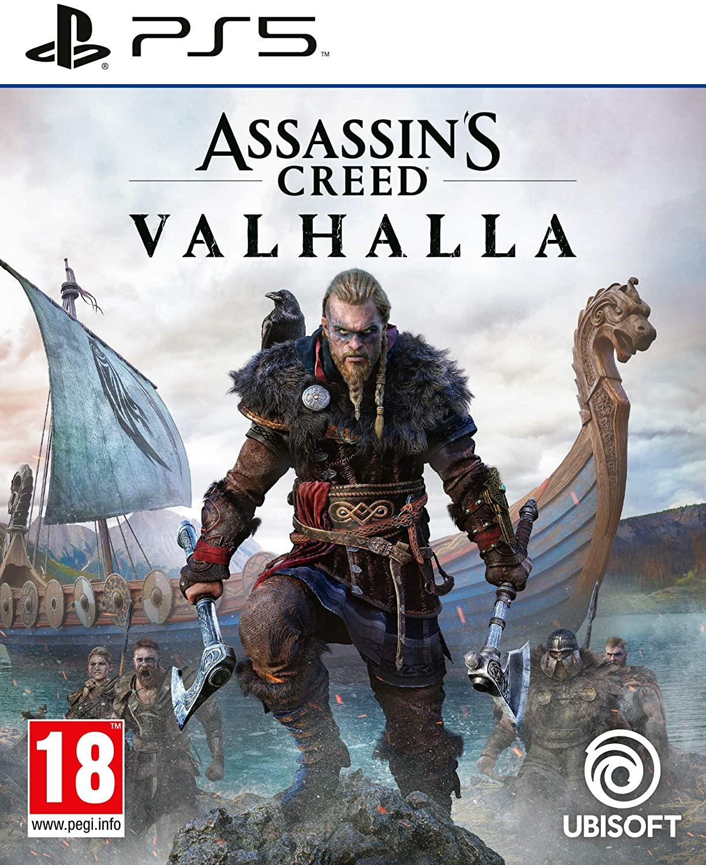 Assassin's Creed Valhalla PS5 £29.49 Amazon Prime Exclusive