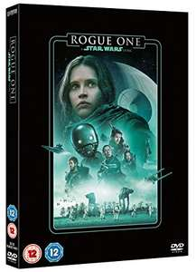 Rogue One: A Star Wars Story [DVD] [2017] £2.81 @ Amazon Prime Exclusive