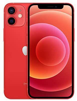 New Apple iPhone 12 mini (64GB) - Purple £589, Black £579, Red £569 / 128 GB Purple £639, Green / Red £619 Amazon Prime Exclusive
