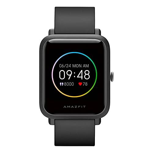 "Amazfit Bip S Lite Smart Watch with Heart Rate Sleep Monitor 1.28"" Used Like New - £22.54 @ Amazon Warehouse - Amazon Prime Exclusive"