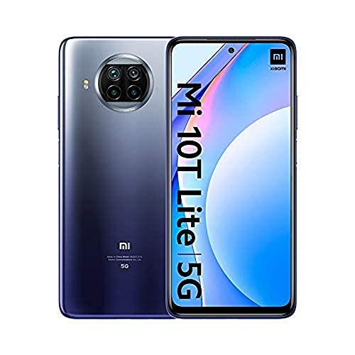 "XIAOMI Mi 10T Lite 5G 6+64GB, 6,67"" FHD+ DotDisplay Snapdragon 750G Atlantic Blue Used Like New £136.51 @ Amazon Warehouse Prime Exclusive"