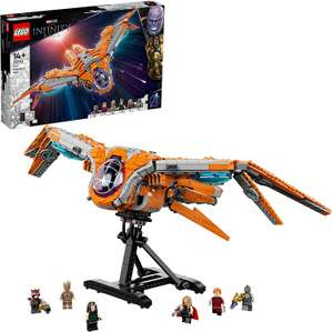 LEGO Marvel Super Heroes 76193 The Guardians' Ship £107.97 (UK Mainland) delivered at Amazon Germany