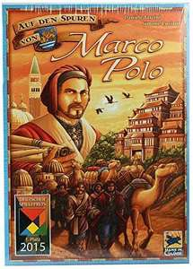 The Voyages of Marco Polo Board Game (German Language) £36.11 (UK Mainland) sold by Amazon EU @ Amazon