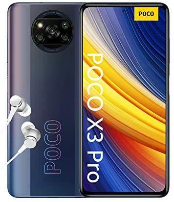 POCO X3 Pro 8GB RAM 256GB Smartphone + Headphones £182.80 (UK Mainland) Amazon Germany - Amazon Prime Exclusive