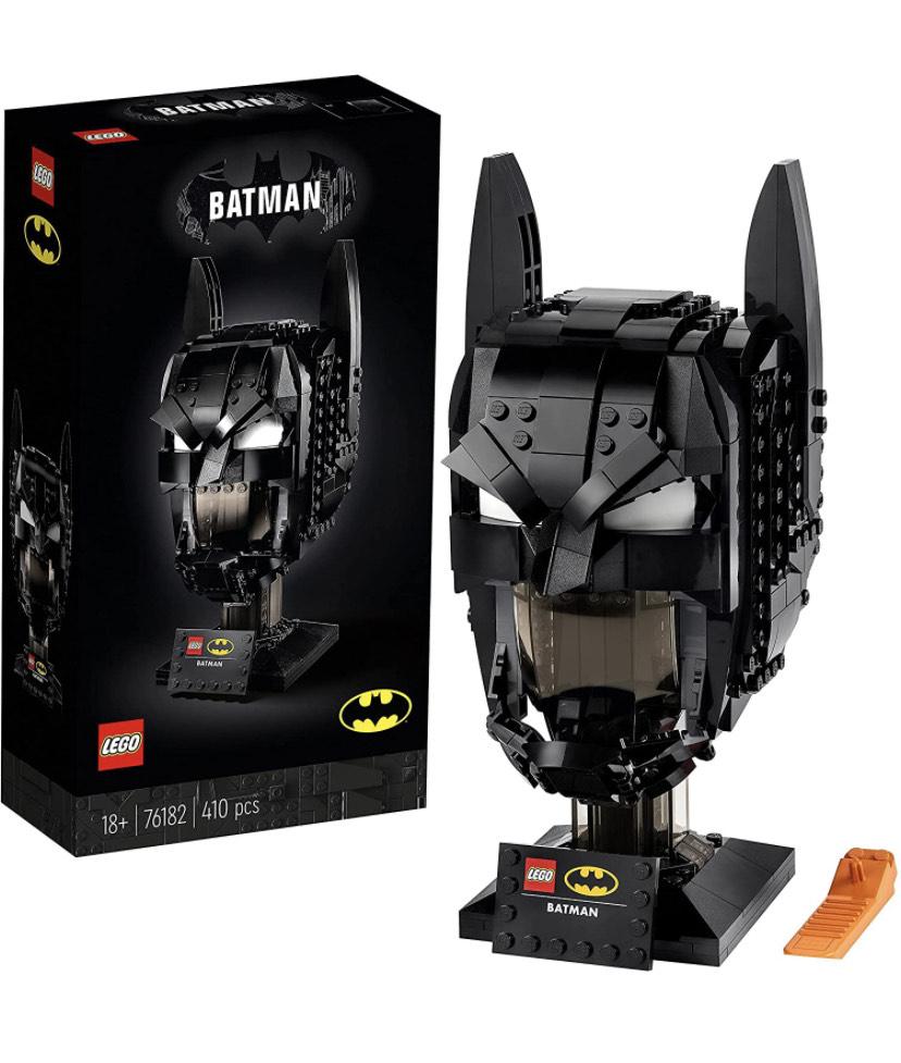 Lego DC 76182 Batman Cowl £41.95 with voucher @ Amazon