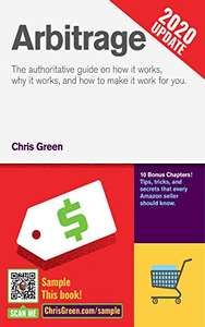 Arbitrage: The authoritative guide on how it works, why it works, and how it can work for you Kindle Edition FREE at Amazon