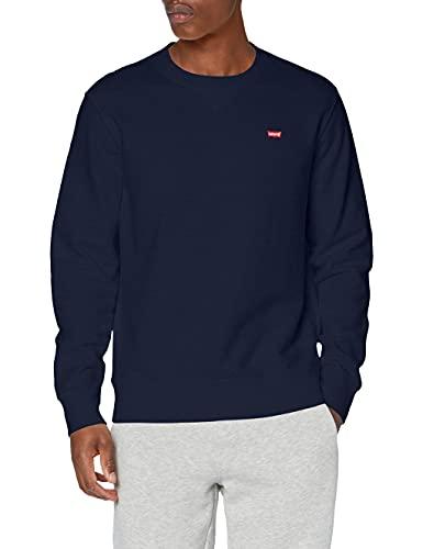 Levi's Men's Crew Sweatshirt (Dress Blues Colour) - £26.88 Amazon Prime Exclusive