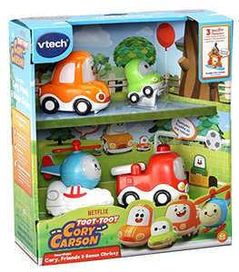 VTech Toot-Toot Drivers Cory Carson Starter Pack £11.22 Prime Exclusive @ Amazon