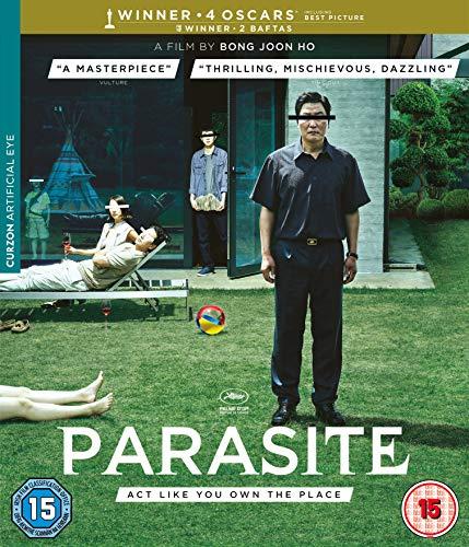 Parasite [Blu-ray] £8.49 Amazon Prime Exclusive