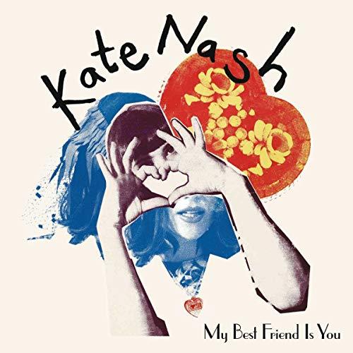 Kate Nash. My best friend is you. 180gm vinyl album £7.34 (+£2.99 non Prime) Amazon