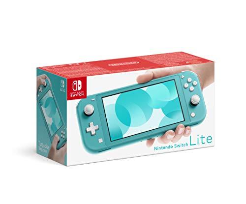 Nintendo Switch Lite - Grey, Turquoise And Yellow £169 @ Amazon
