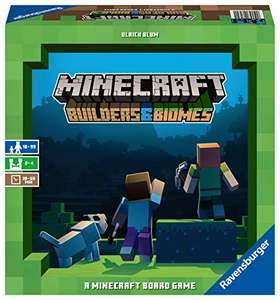 Minecraft Board Game £20.75 - UK Mainland Dispatched from and sold by Amazon EU @ Amazon
