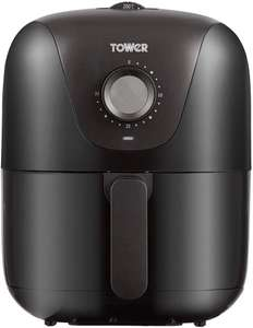 Tower T17062 Air Fryer Oven with Rapid Air Circulation and 30 Min Timer, 3L Black w/ 3 year guarantee - £41.99 Amazon Prime Exclusive