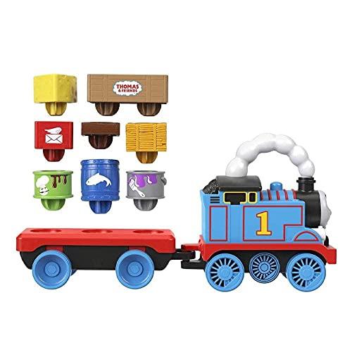Fisher-Price Thomas & Friends Wobble Cargo Stacker Train Age 2+ £11.19 Amazon Prime Exclusive
