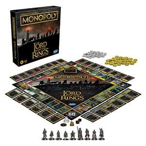 Monopoly: The Lord of the Rings Edition £22.49 @ Amazon Prime Exclusive