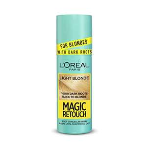 L'Oréal Magic Retouch Instant Root Concealer £4.78 Prime Members Exclusive Various Colours From Amazon