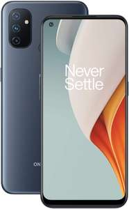 """OnePlus Nord N100 Smartphone, 4GB RAM, 6.52"""", 4G LTE, SIM Free, 64GB, Midnight Frost £99 delivered @ John Lewis & Partners"""