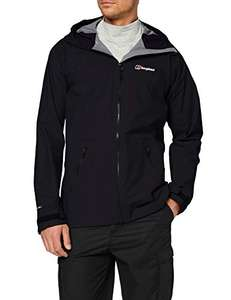 Berghaus Men's Deluge Pro 2.0 Waterproof Shell Jacket from £44.99 (XS) @ Amazon Prime Exclusive