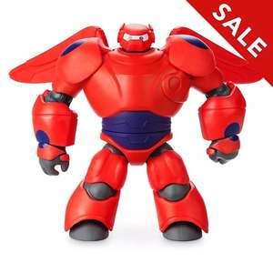 Disney Store Disney ToyBox Baymax action figure toy (Big Hero 6) for £8.40 delivered using code @ shopDisney