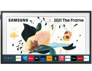 """SAMSUNG 'The Frame' 75"""" Smart 4K Ultra HD HDR QLED TV - Alexa / Bixby / Google Assistant - plus get installation refunded - £2199 @ Currys"""
