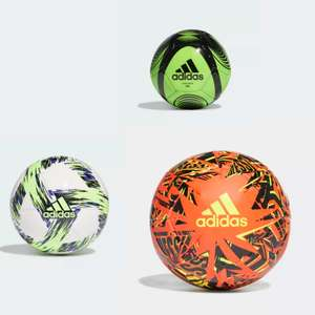 adidas Starlancer Mini Football £5.60 or Club Footballs £8.64 delivered (using code) @ adidas