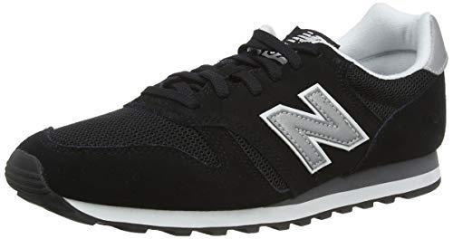 New Balance Men's 373 Core Sneakers, Black £26.96 Amazon Prime Exclusive Student Discount
