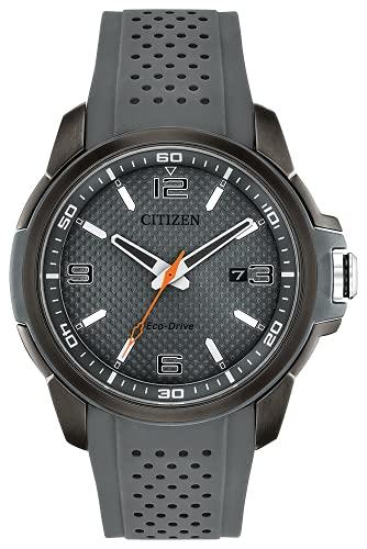 Citizen Men's Analog Eco-Drive Watch with Polyurethane Strap AW1159-02H £99 Amazon Prime Exclusive