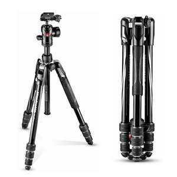 Manfrotto Befree Advanced Camera Tripod (Lever) £96.99 / Twist Model £103.99 Delivered @ Amazon [Prime Exclusive]