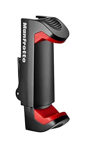 Manfrotto Universal Smartphone Clamp, Pro Version - £12.49 Amazon Prime Exclusive