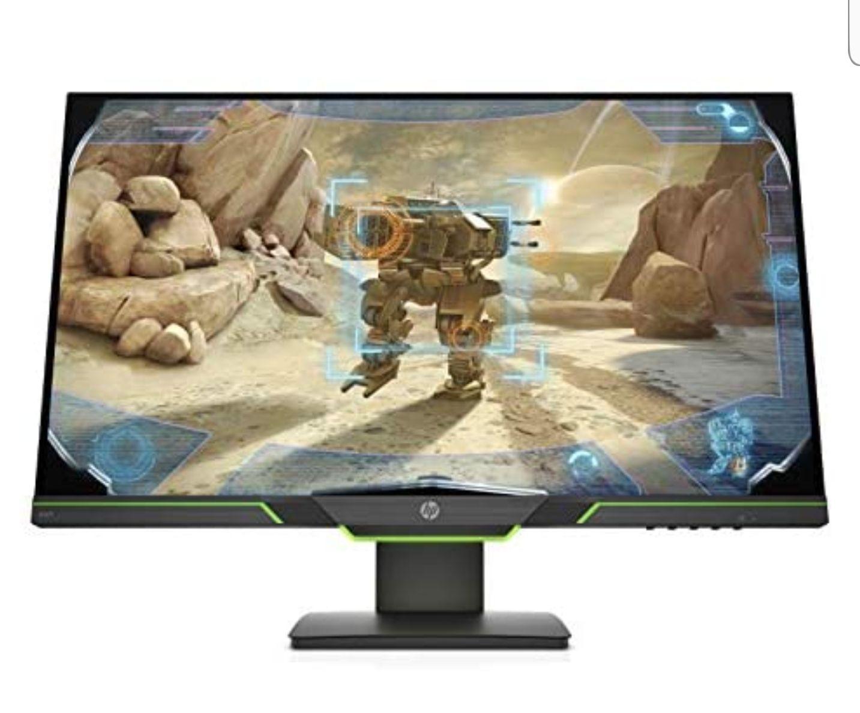 "HPX27i Quad HD 27"" LED Gaming Monitor - Black £279 at Currys PC World"