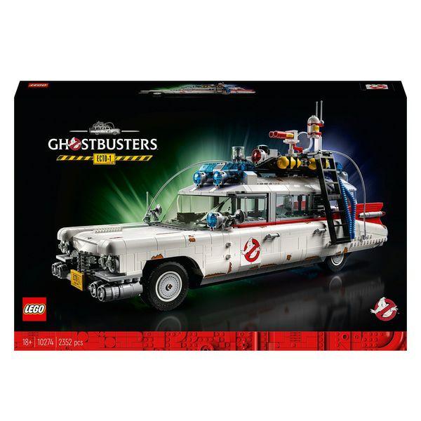 LEGO Creator 10274 Expert Ghostbusters ECTO-1 Car £134.99 @ Amazon