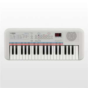 Yamaha Remie PSS-E30 keyboard with 37 keys in white for £49 delivered using code @ Musicroom